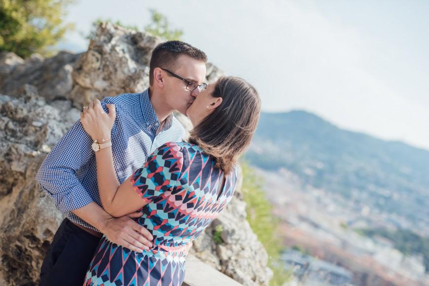 Séance photo demande en mariage - Engagement Nice (18)