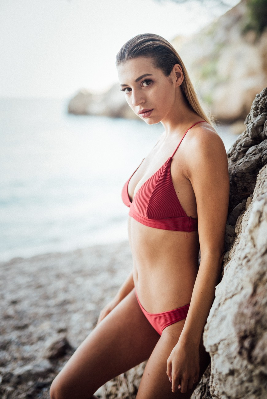 Shooting photo maillot  plage Monaco (1)