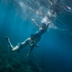 Séance photo grossesse plage et underwater (11)