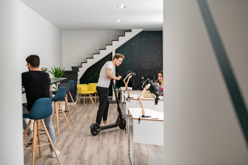 Reportage entreprise Coworking Nice (11)