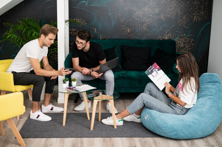 Reportage entreprise Coworking Nice (12)