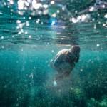 Séance photo sous marine Cap Ferrat