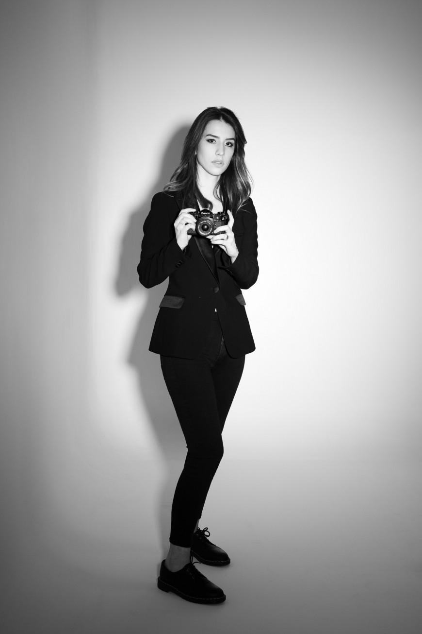 Photographe studio mode Nice Noir et blanc (1)
