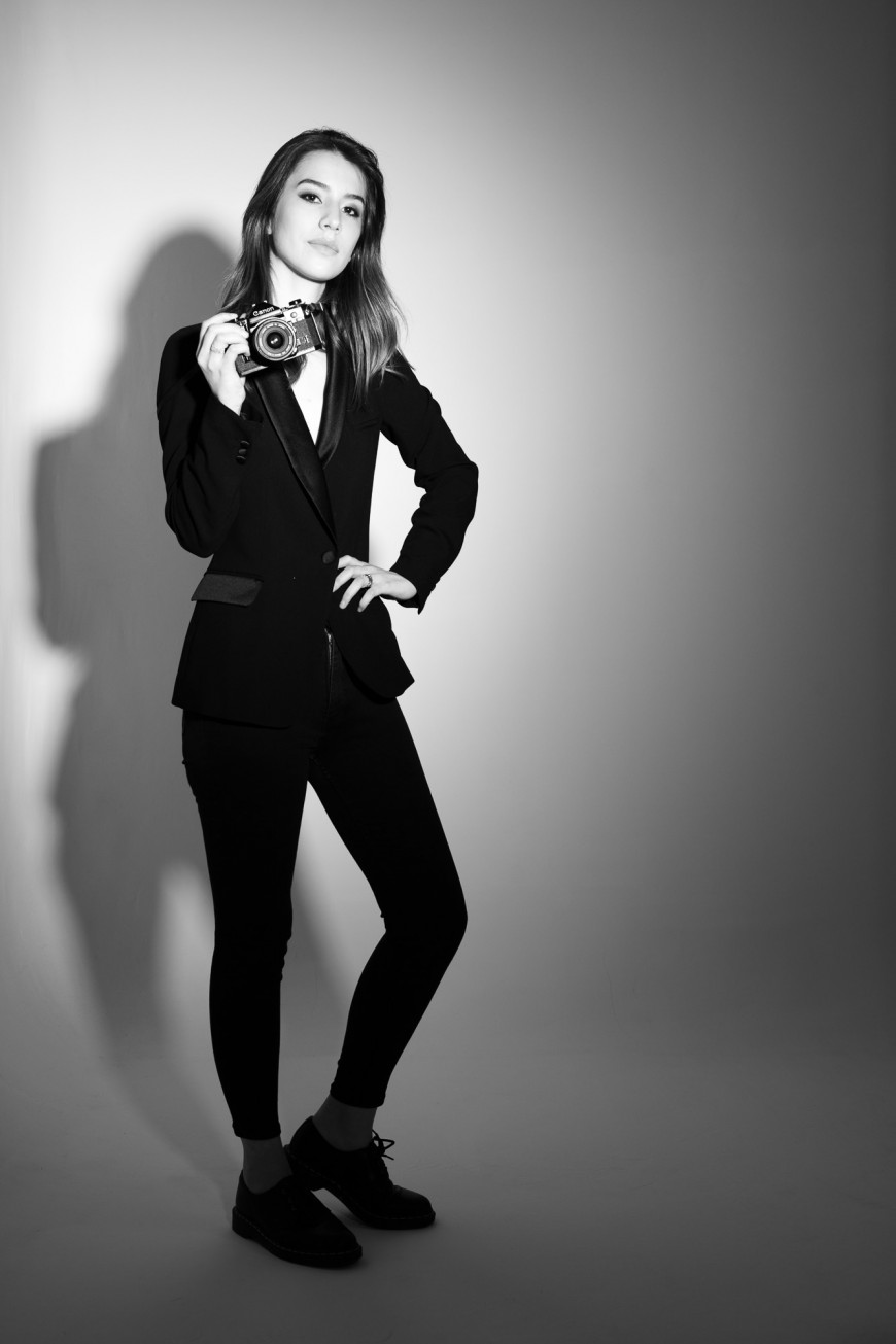 Photographe studio mode Nice Noir et blanc (3)