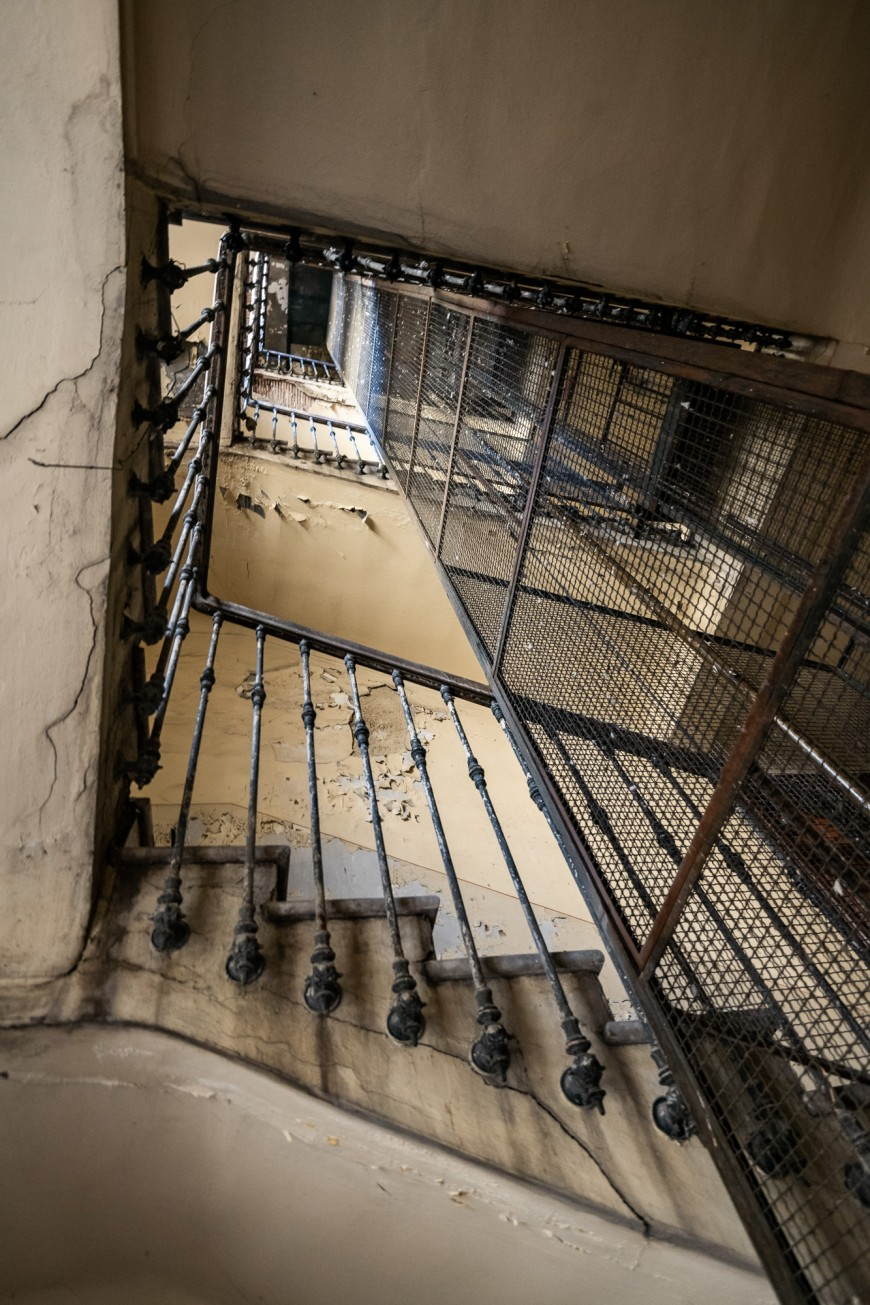 Reportage photo immeuble ancien Nice (17)