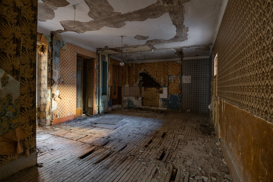 Reportage photo immeuble ancien Nice (9)