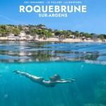 Couverture du guide de tourisme 2021 de Roquebrune-sur-Argens